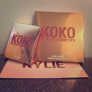 Kylie Bundle Koko Palette +True Mama Kylighter